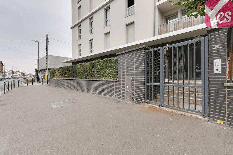 Parking Route de Saint Denis - Deuil-la-Barre box