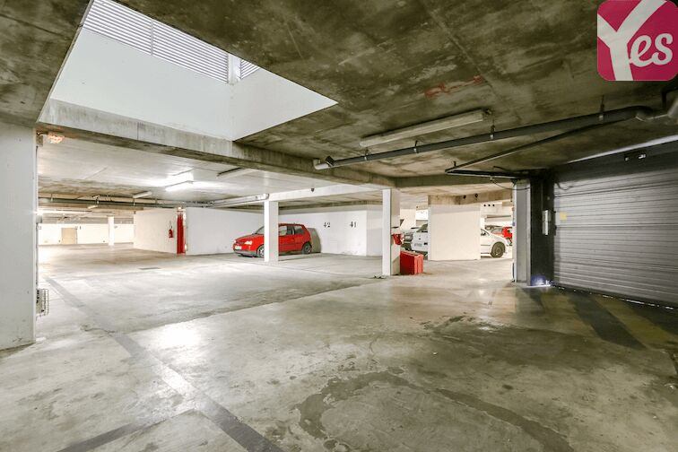 Parking Route de Saint Denis - Deuil-la-Barre souterrain
