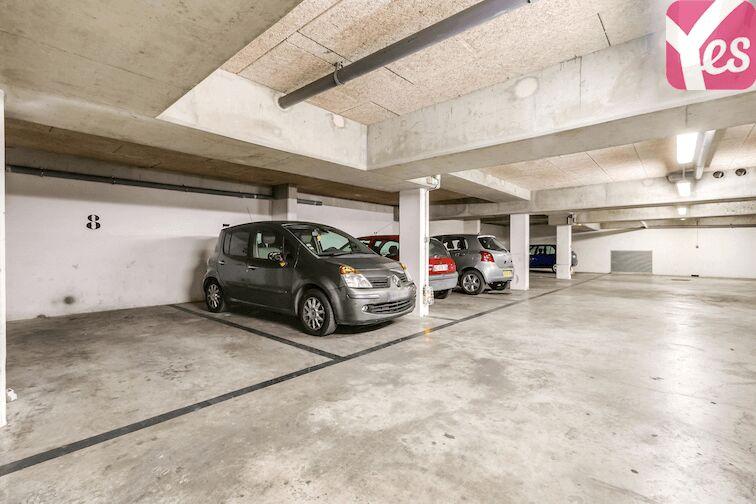Parking Route de Saint Denis - Deuil-la-Barre 95170