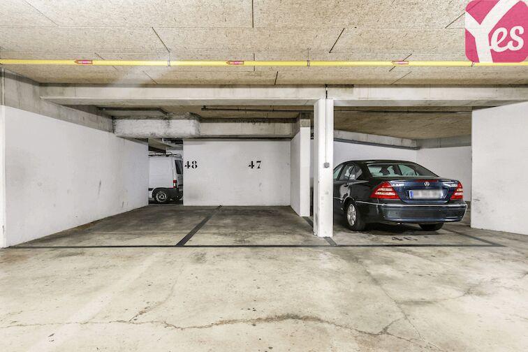 Parking Route de Saint Denis - Deuil-la-Barre sécurisé