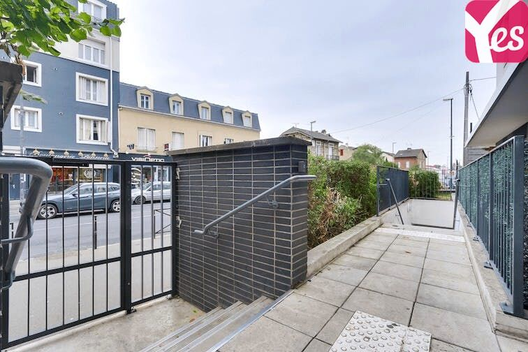 Parking Route de Saint Denis - Deuil-la-Barre garage