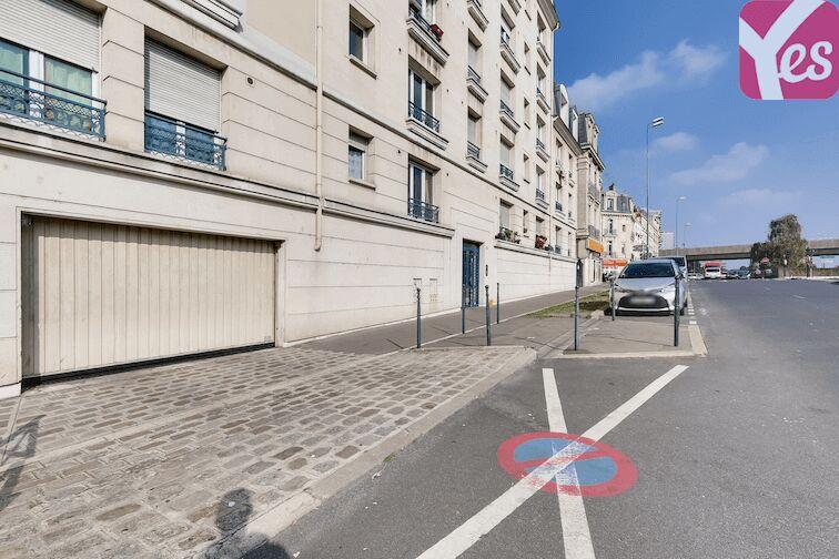 L'entrée du parking se trouve au 139 quai du Docteur Dervaux