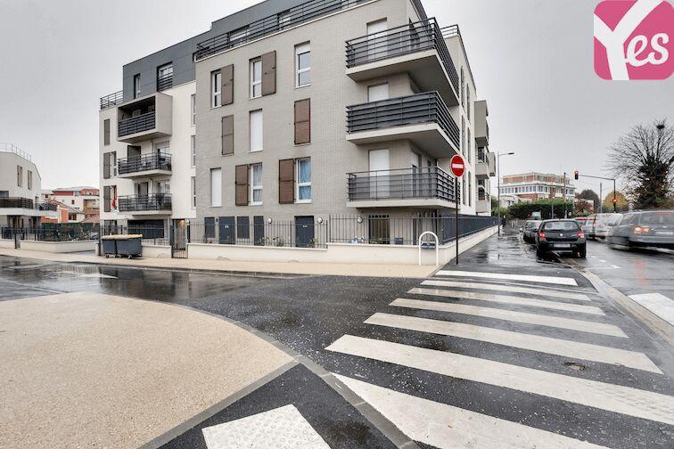 Parking Gare de Conflans Sainte Honorine souterrain