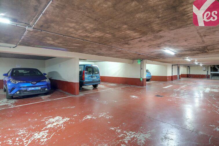 Parking Cité de la Musique location