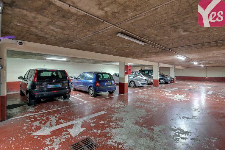 Parking Cité de la Musique location mensuelle