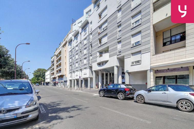 Parking Cité de la Musique 75019