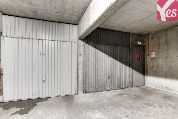 Parking Saint-Just - Saint-Irénée - Lyon 5 box