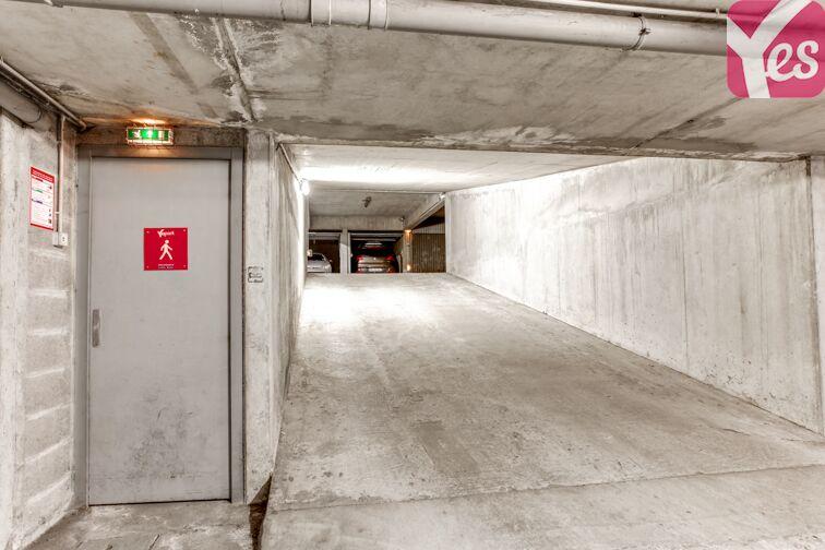 Parking Saint-Just - Saint-Irénée - Lyon 5 gardien