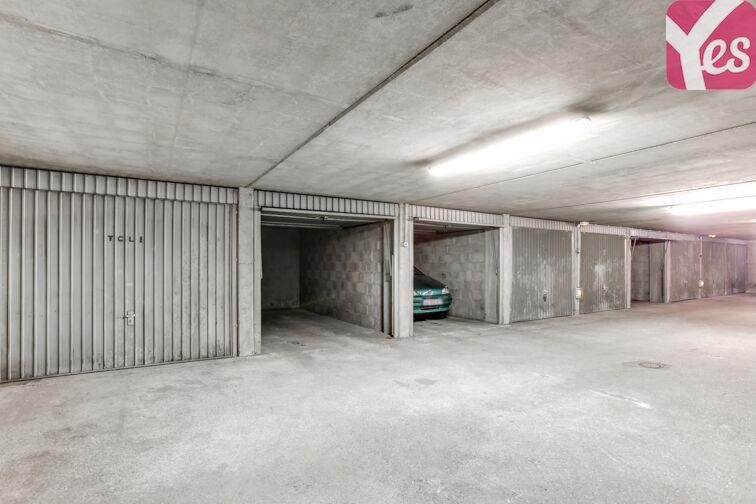 Parking Saint-Just - Saint-Irénée - Lyon 5 souterrain