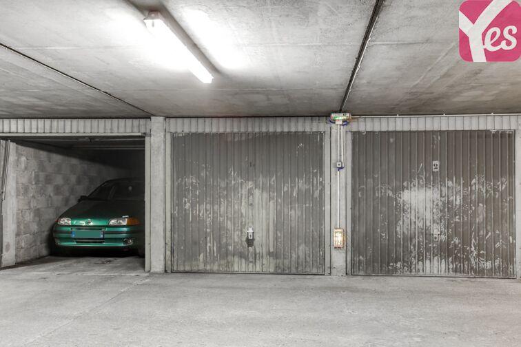 Parking Saint-Just - Saint-Irénée - Lyon 5 location mensuelle