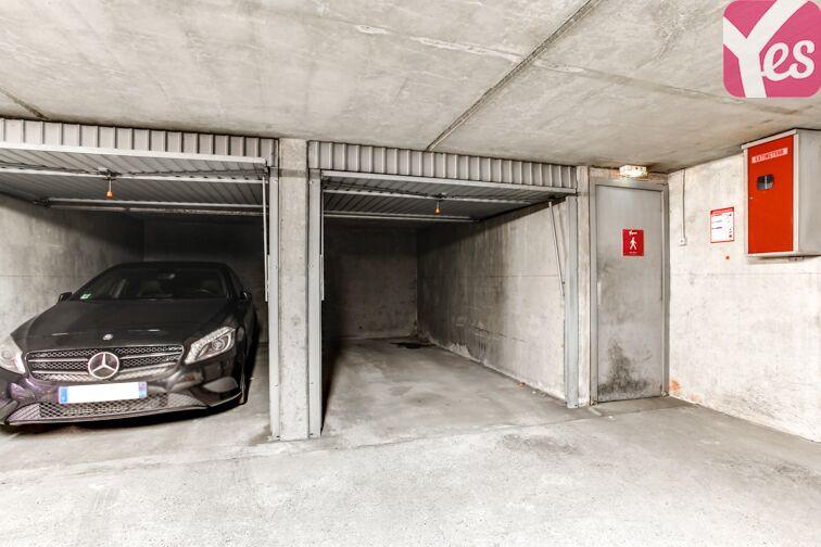 Parking Saint-Just - Saint-Irénée - Lyon 5 sécurisé