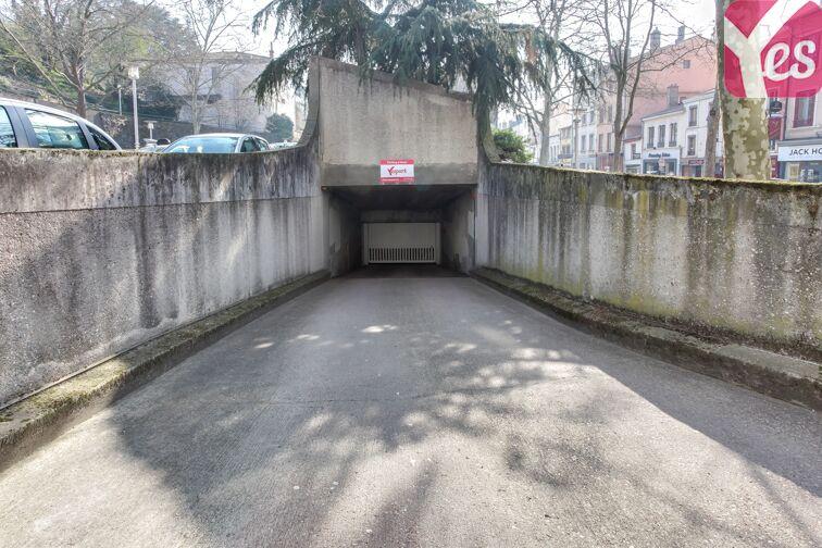 Parking Saint-Just - Saint-Irénée - Lyon 5 location