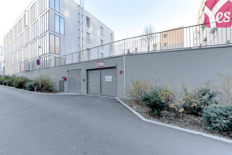 Parking Chantenay - Nantes 12 chemin Poisson