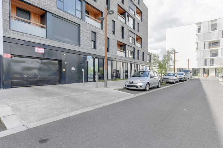 Parking Bottière-Chénaie - Nantes sécurisé