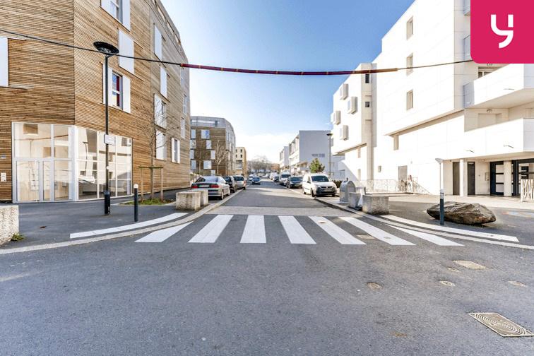 Parking Dervallières - Zola - Nantes location