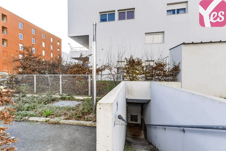 Parking Dervallières - Zola - Nantes 44100