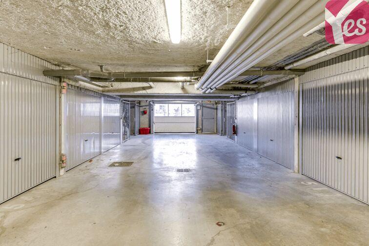 Parking Dervallières - Zola - Nantes garage