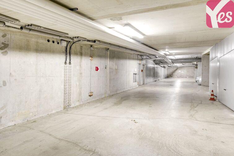 Parking Dervallières - Zola - Nantes souterrain