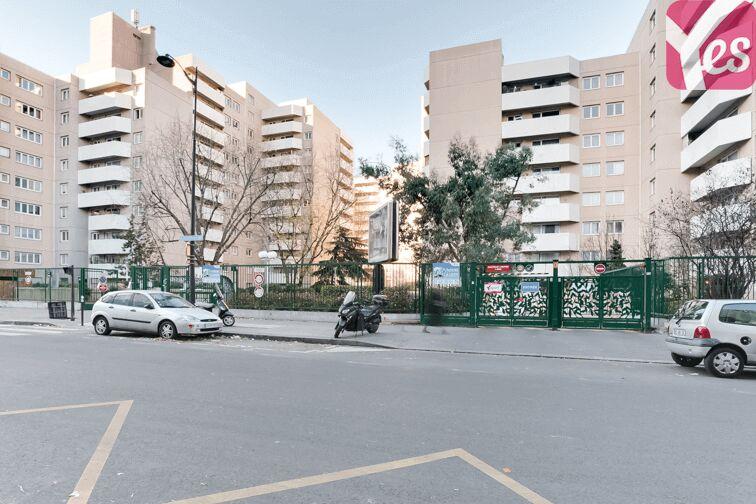 Location parking Mathis - Paris
