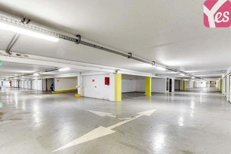 Parking Mathis - Paris souterrain