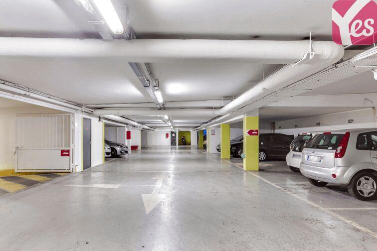 Parking Mathis - Paris 15 bis rue Curial