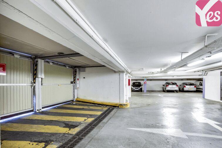 Parking Mathis - Paris sécurisé