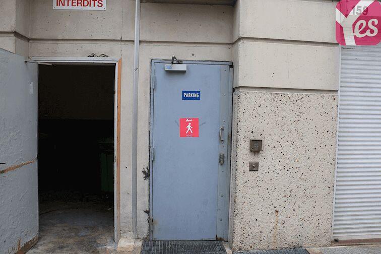 Parking Flandre - Riquet - Paris 19 souterrain