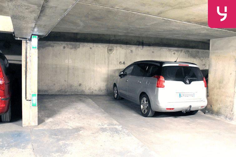 Parking Flandre - Riquet - Paris 19 24/24 7/7