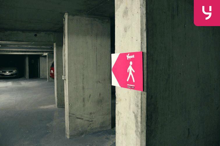 Parking Flandre - Riquet - Paris 19 location mensuelle