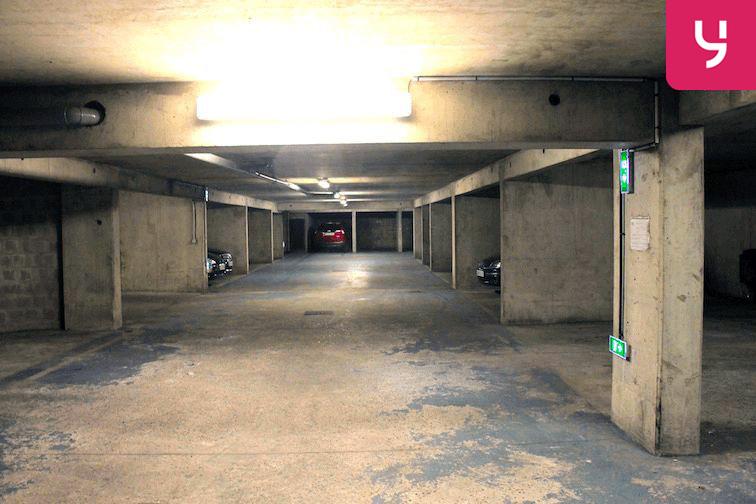 Parking Flandre - Riquet - Paris 19 gardien