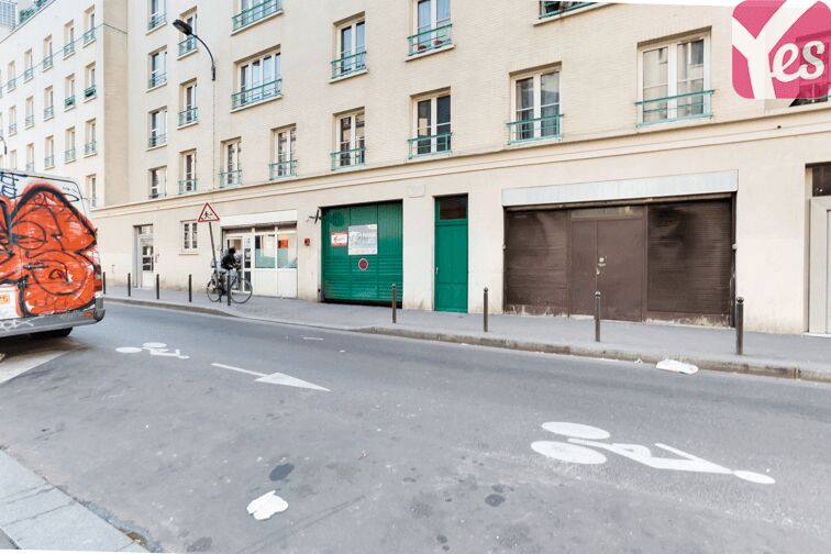 Parking Gresset - Crimée location