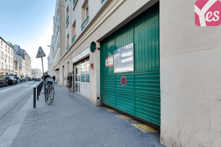Location parking Gresset - Crimée - Paris 19