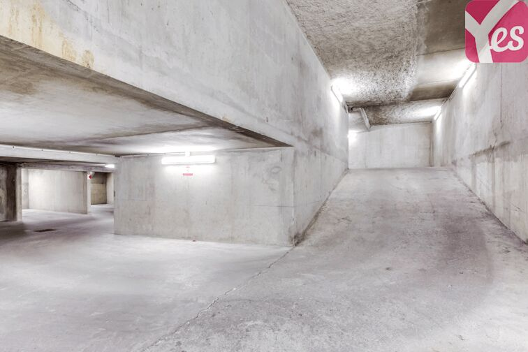 Parking Gresset - Crimée souterrain