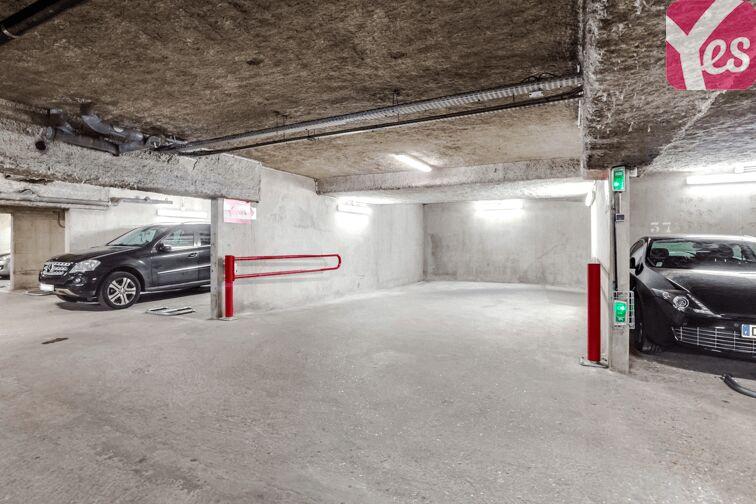 Parking Gresset - Crimée souterrain