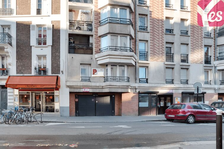Location parking Ardennes - Paris 19