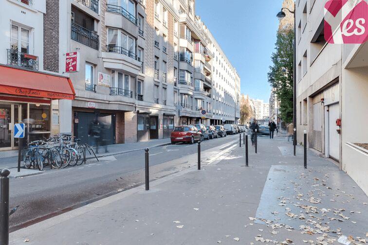 Parking Ardennes - Paris location