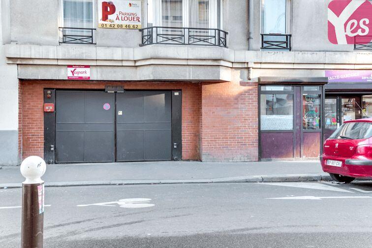 Parking Ardennes - Paris à louer