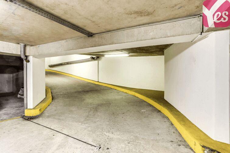 Parking Ardennes - Paris 75019