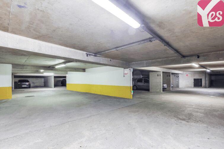 Parking Ardennes - Paris location mensuelle