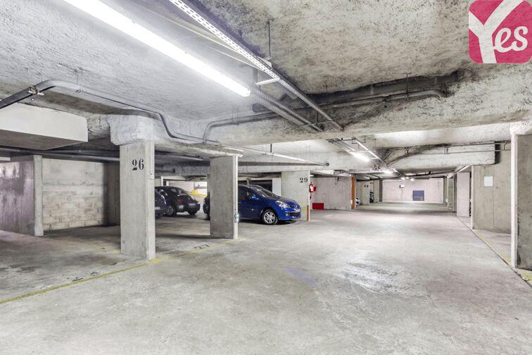 Parking Ardennes - Paris garage