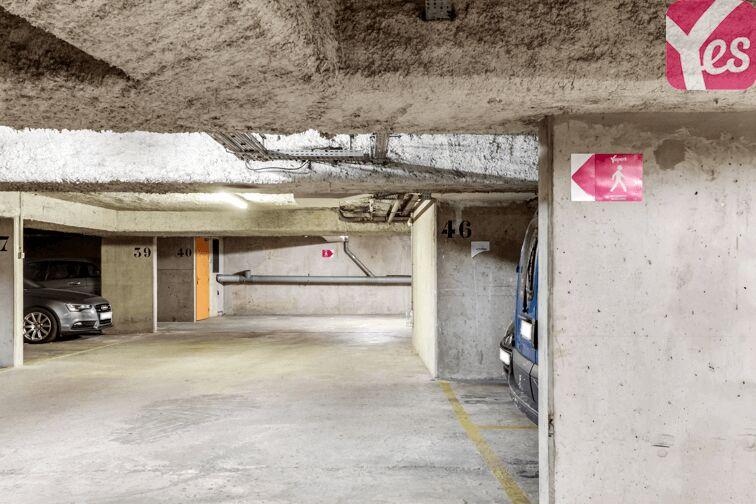 Parking Ardennes - Paris sécurisé