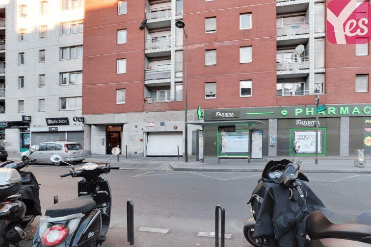Parking Flandre - Alphonse Karr - Paris 19 pas cher