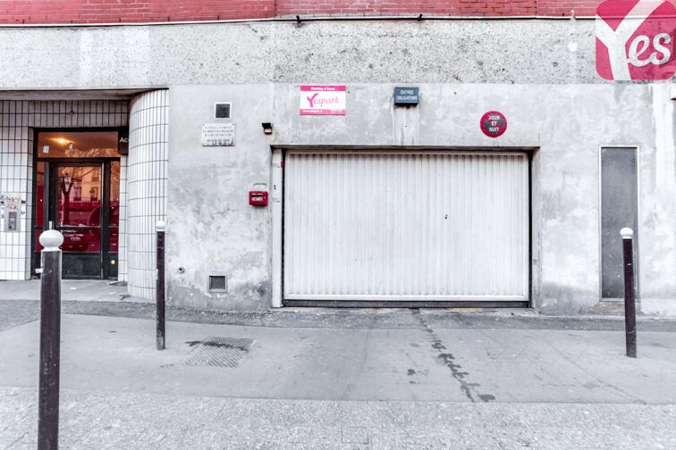 Location parking Flandre - Alphonse Karr - Paris 19