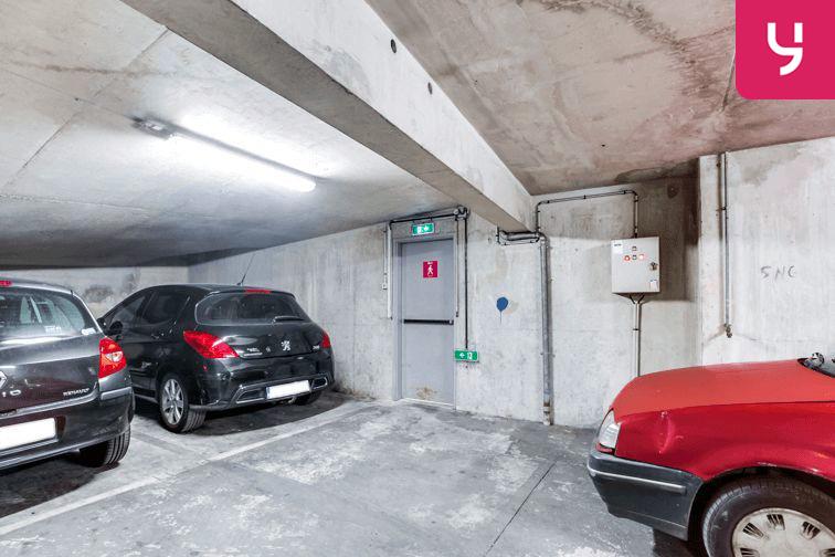 Parking Flandre - Alphonse Karr - Paris 19 24/24 7/7