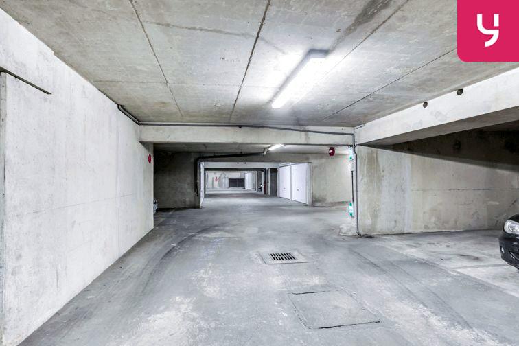 Parking Flandre - Alphonse Karr - Paris 19 en location