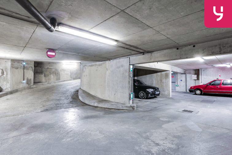 Parking Flandre - Alphonse Karr - Paris 19 souterrain
