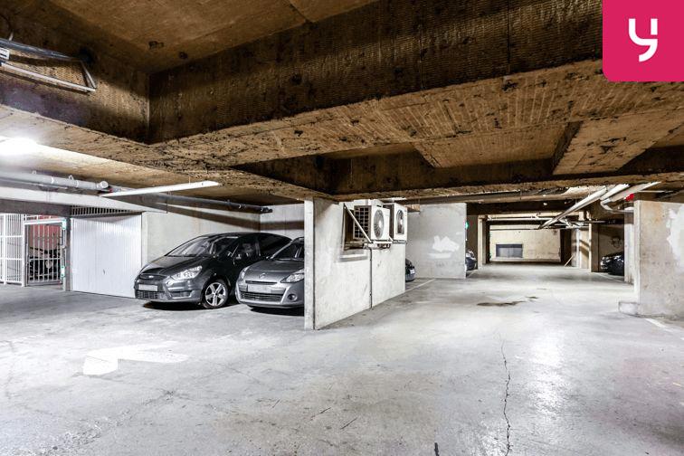 Parking Flandre - Alphonse Karr garage