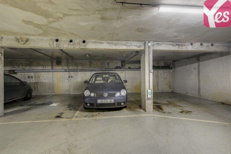 Parking Quai du Point du Jour Boulogne-Billancourt