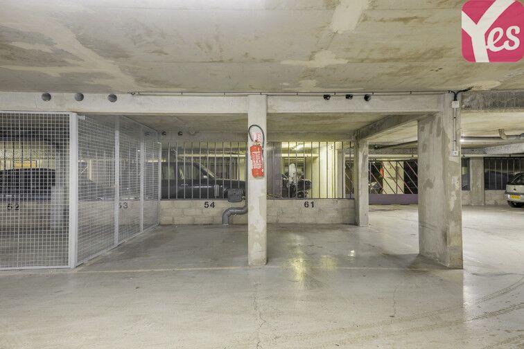 Parking Quai du Point du Jour souterrain