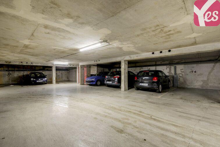 Parking Quai du Point du Jour location mensuelle